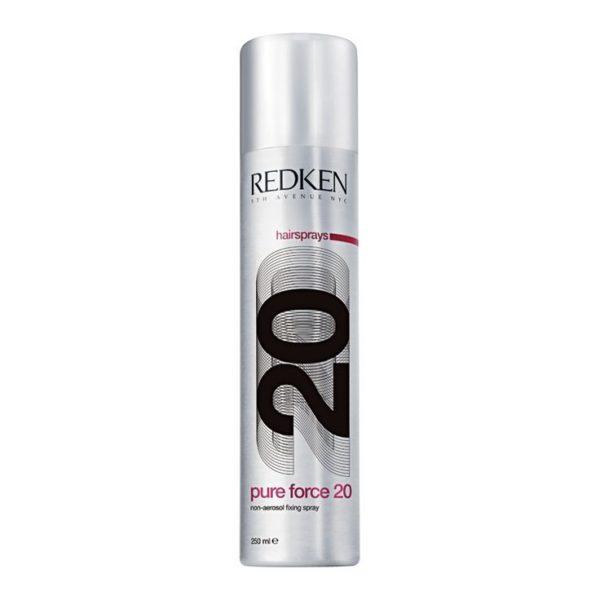 Redken Pure Force 20 Non-Aerosol Fixing Spray 250ml