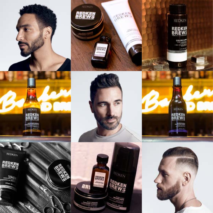 REDKEN MENS HAIR PRODUCTS