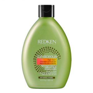 Redken Curvaceous Cream Shampoo High Foam Lightweight Cleanser 300ml